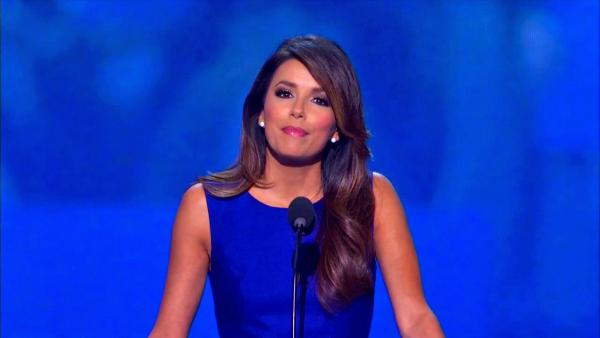 Eva Longoria - full speech at Democratic National Convention