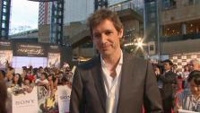 Director Paul W.S. Anderson appears at the worldwide premiere of Resident Evil: Retribution in Tokyo, Japan on September 3, 2012. - Provided courtesy of none / Screen Gems