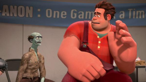 Watch the trailer for 'Wreck-It Ralph'