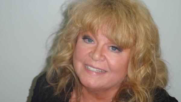 Sally Struthers appears in a booking photo released by the Ogunquit, Maine, Police Department on September 12, 2012, after she was pulled over for drunk driving. - Provided courtesy of OTRC / Ogunquit Police Department