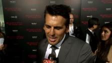 Oded Fehr appears at the premiere of Resident Evil: Retribution in Los Angeles on September 12, 2012. - Provided courtesy of none / OTRC