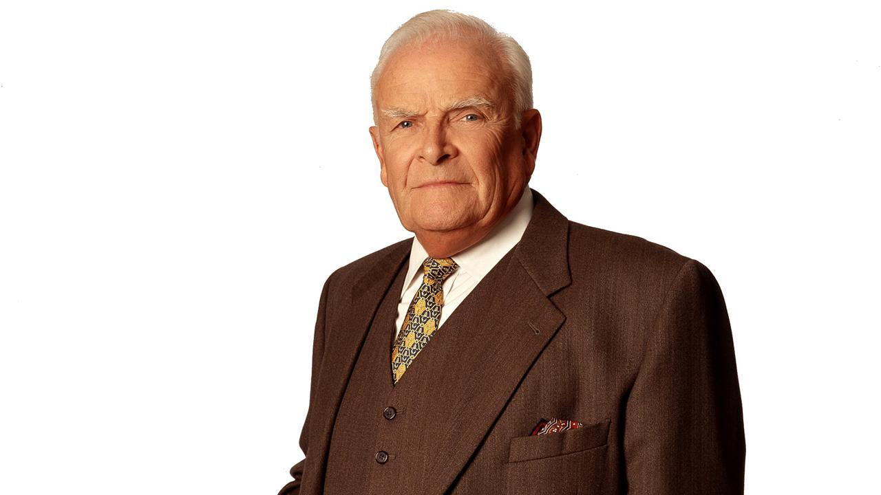 John Ingle appears in an undated publicity photo for the ABC show General Hospital.