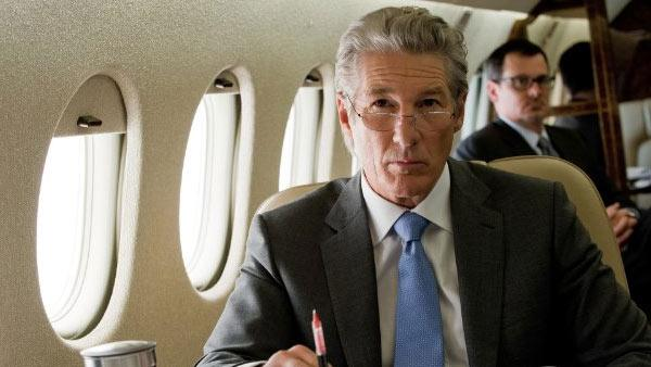 Richard Gere appears in a scene from the 2012 movie Arbitrage. - Provided courtesy of Myles Aronowitz / Roadside Attractions