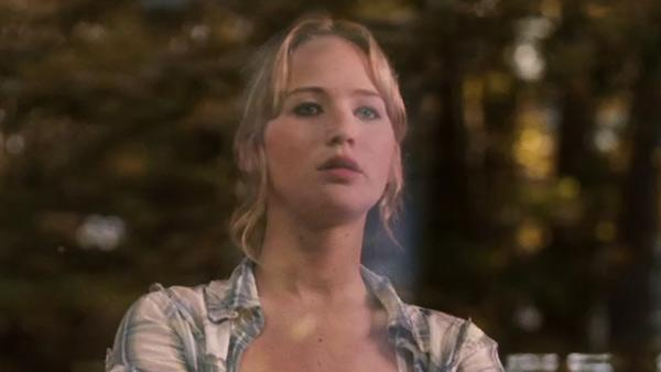Jennifer Lawrence sings in 'House' music video