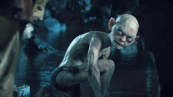 Gollum appears in New Line Cinemas and MGMs fantasy adventure the Hobbit: An Unexpected Journey, a 2012 Warner Bros. Pictures release. It is the first of a three-part prequel to the hit Lord of the Rings franchise. - Provided courtesy of James Fisher / Warner Bros. Pictures