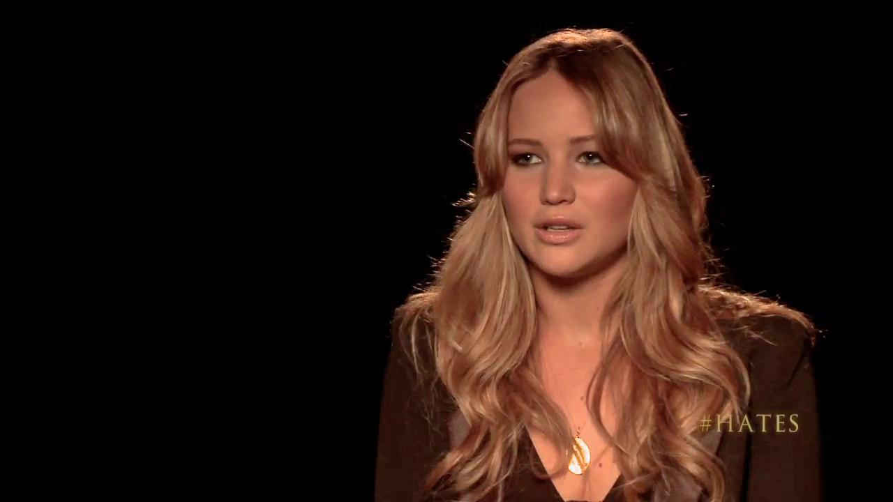 Jennifer Lawrence talks about her new film, The House at the End of the Street.