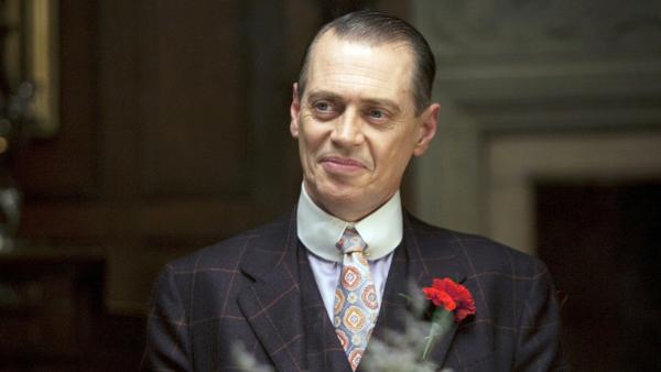 Steve Buscemi appears in a scene from the third season of the HBO series Boardwalk Empire. - Provided courtesy of HBO