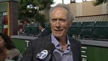 Clint Eastwood talks to OTRC.com at the September 19 premiere of Trouble with the Curve. - Provided courtesy of OTRC