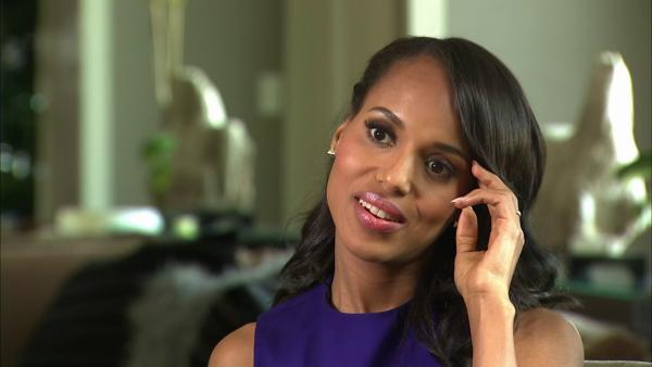 Kerry Washington talks Emmys, her workout plan