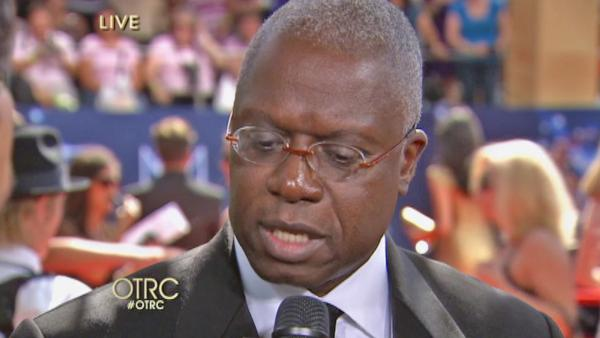 Andre Braugher has high hopes for 'Resort'
