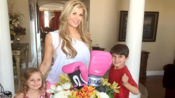 Alexis Bellino appears in a photo from her official Twitter account. - Provided courtesy of Twitter.com/AlexisBellino