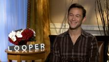 Joseph Gordon-Levitt talks to OTRC.com about the film Looper ahead of its release on Sept. 28, 2012. - Provided courtesy of OTRC