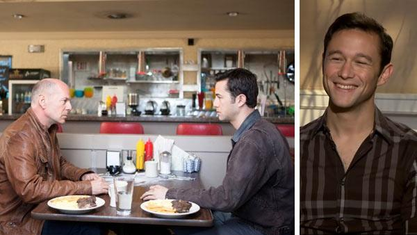 Joseph Gordon-Levitt talks 'Looper'