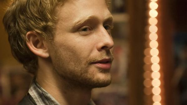 Actor Johnny Lewis appears in a still from 'Sons of Anarchy.'