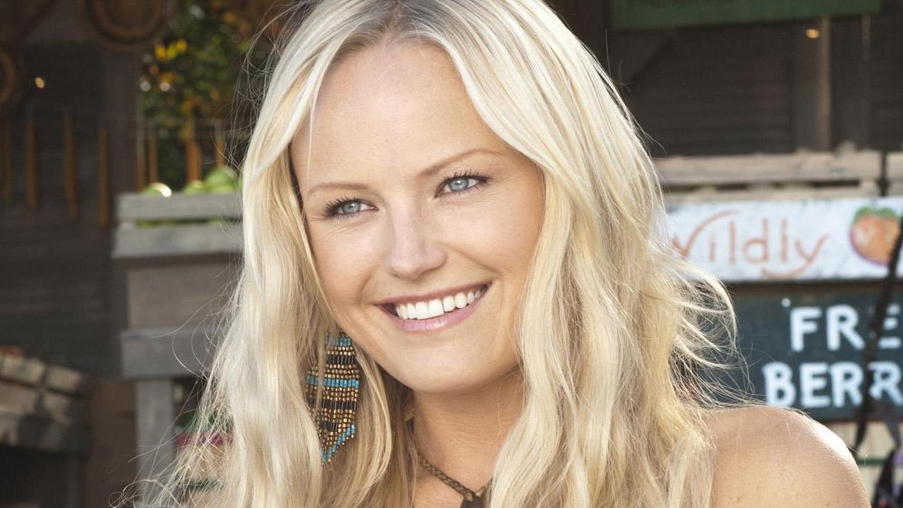 Malin Akerman appears in a still from the 2012 film, Wanderlust.