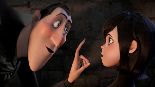 A still from the 2012 film Hotel Transylvania. - Provided courtesy of Sony Pictures