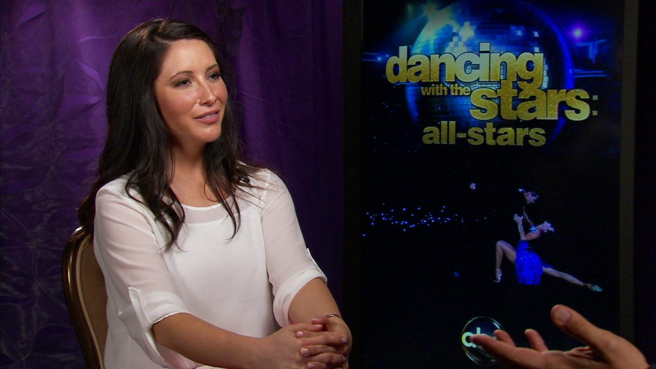 Bristol Palin talked to OnTheRedCarpet.com about the upcoming all-star season of Dancing with the Stars.