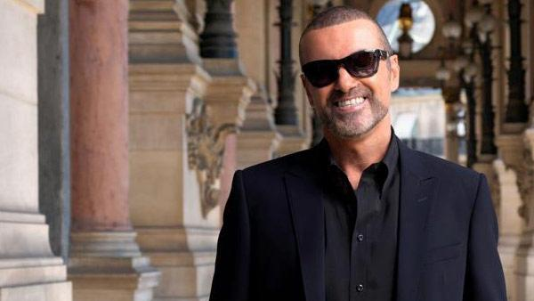 A photo of George Michael featured on his official Facebook page posted on March 13, 2012. - Provided courtesy of Facebook.com/georgemichael
