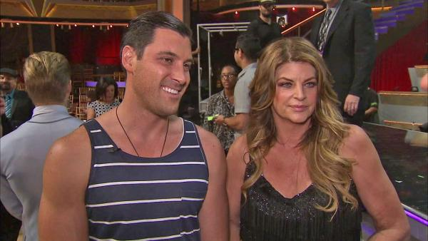 Kirstie Alley talks 'DWTS' 2nd elimination