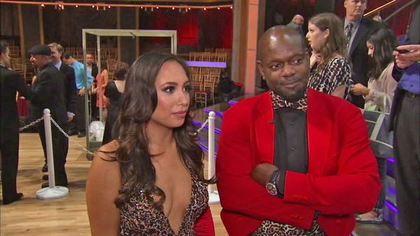 Emmitt Smith talks 'DWTS' 2nd elimination