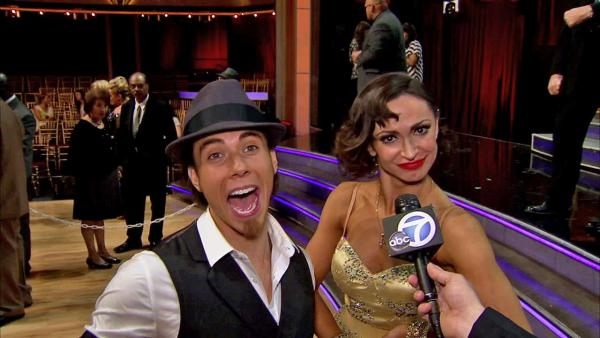 Apolo Anton Ohno talks 'DWTS' 2nd elimination