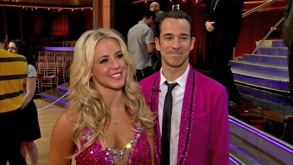 Helio Castroneves talks 'DWTS' 2nd elimination
