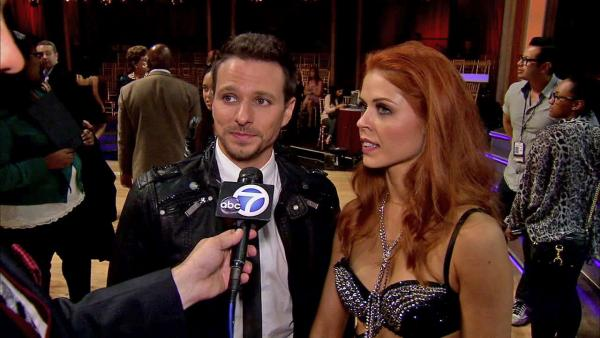 Drew Lachey talks 'DWTS' 2nd elimination