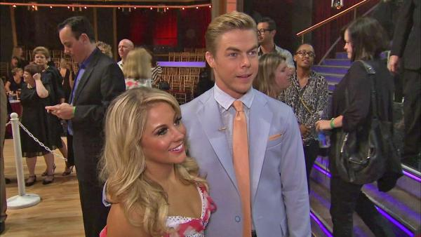 Shawn Johnson talks 'DWTS' 2nd elimination