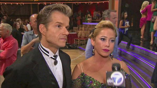 Sabrina Bryan talks 'DWTS' 2nd elimination