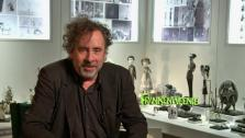 Tim Burton talks Frankenweenie on September 25, 2012. - Provided courtesy of OTRC
