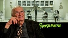 Martin Landau talks Frankenweenie on September 25, 2012. - Provided courtesy of none / OTRC