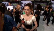 Winona Ryder talks Frankenweenie at the premiere on September 24, 2012. - Provided courtesy of none / OTRC