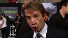 Martin Short talks Frankenweenie at the premiere on September 24, 2012. - Provided courtesy of none / OTRC