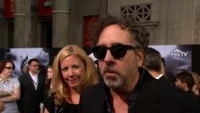 Tim Burton talks Frankenweenie at the premiere on September 24, 2012. - Provided courtesy of none / OTRC