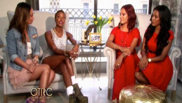 Eva Marcille talks 'Girlfriend Confidential'