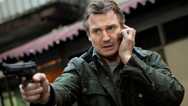 Liam Neeson appears in a still from the 2012 film, Taken 2. - Provided courtesy of Twentieth Century Fox Film