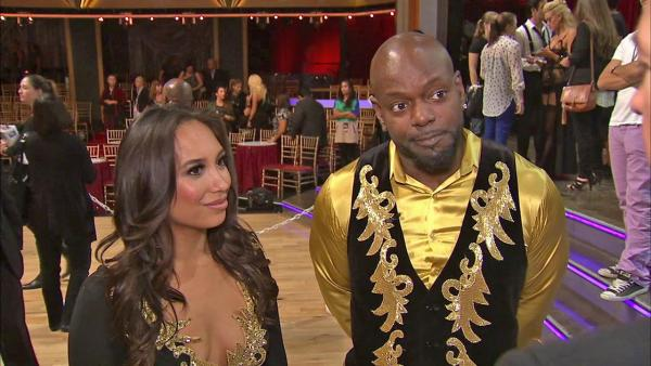 Emmitt Smith talks 'DWTS' double elimination
