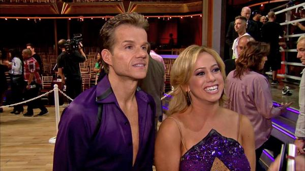 Sabrina Bryan talks 'DWTS' double elimination