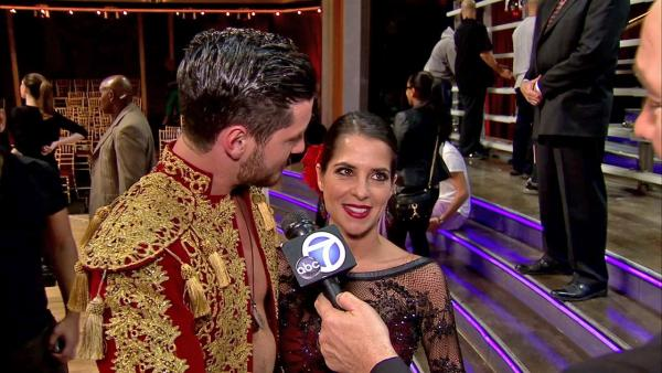 Kelly Monaco talks 'DWTS' double elimination
