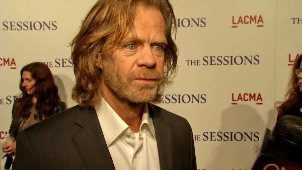 William H. Macy talks his role in 'The Sessions'