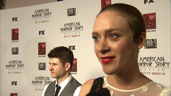 Chloe Sevigny talks 'American Horror Story' season 2