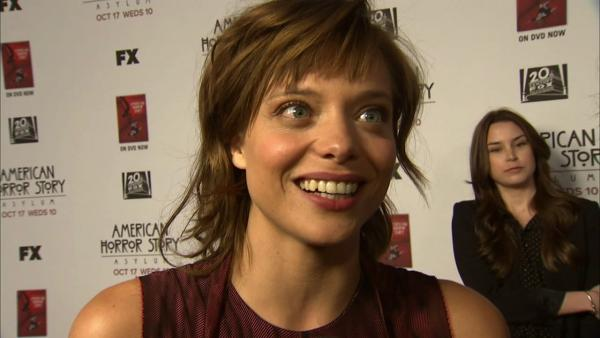 Lizzie Brochere talks 'American Horror Story' season 2