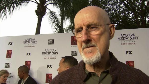 James Cromwell talks 'American Horror Story' season 2