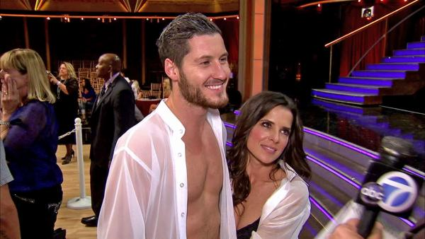 Kelly Monaco talks setting her dance mood