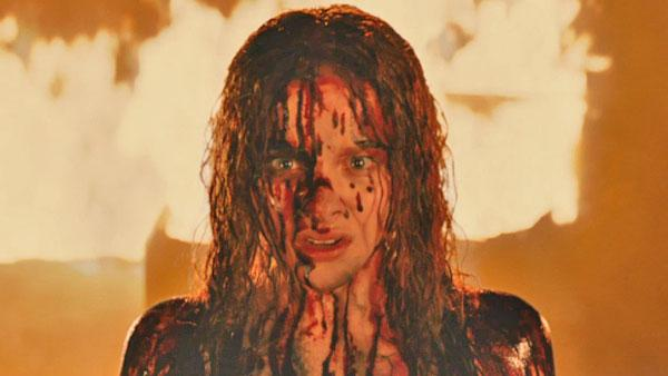 Chloe Grace Moretz appears in a scene from the 2013 film Carrie. - Provided courtesy of Screen Gems