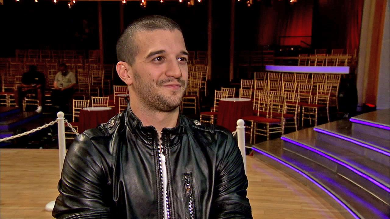 Mark Ballas talks to OTRC.com after the Oct. 16, 2012 episode of Dancing With The Stars.