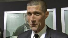 Matthew Fox appears talking to OTRC.com at the Oct. 15, 2012  premiere of his action thriller Alex Cross. - Provided courtesy of OTRC