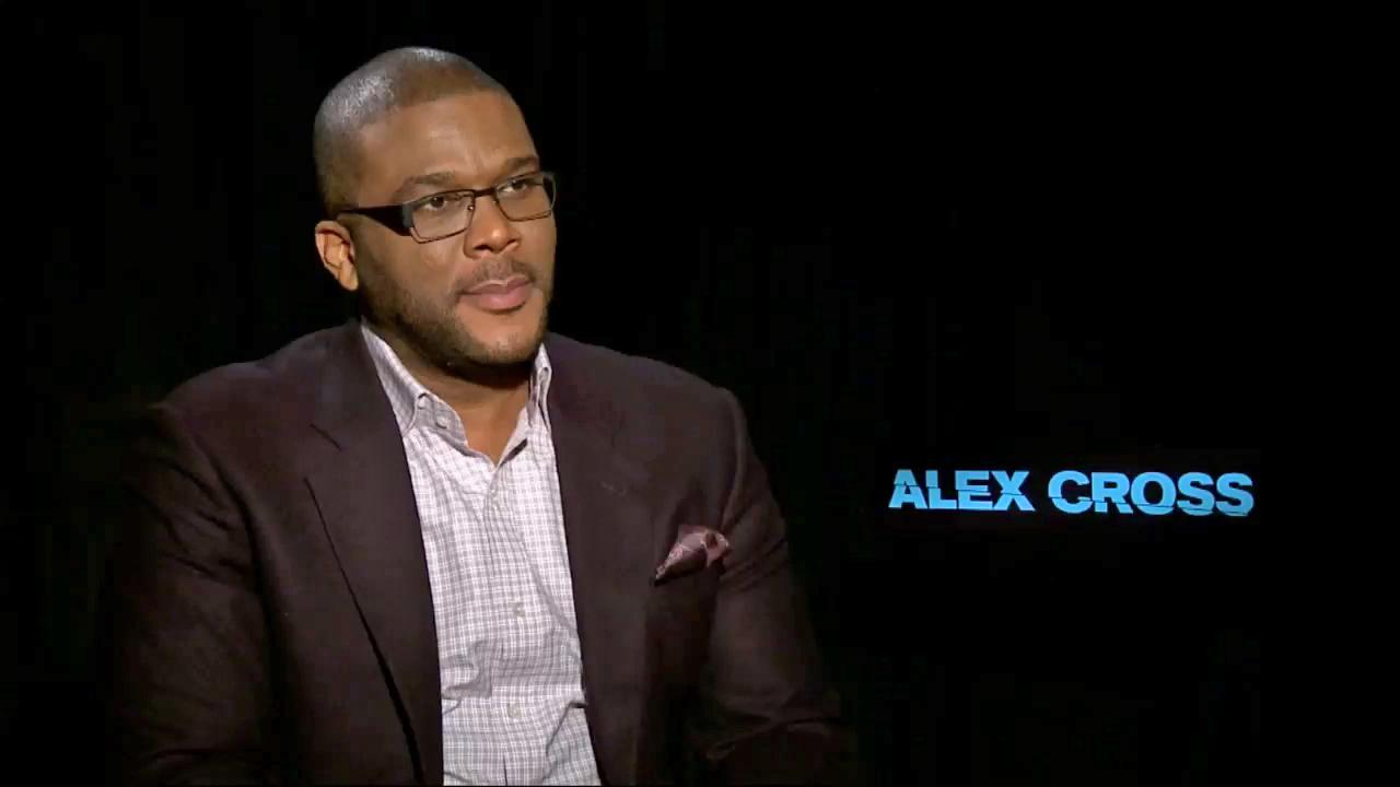 Tyler Perry talks to OTRC.com about his action thriller film Alex Cross which hits theaters October 19.
