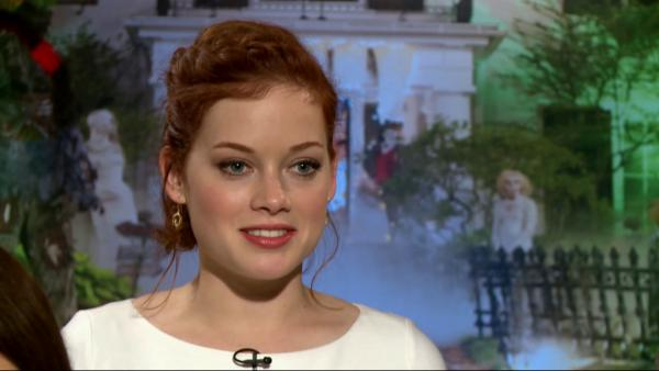 Jane Levy talks to OTRC.com about the film Fun Size in October 2012. - Provided courtesy of OTRC