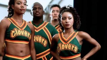Natina Reed appears in a still from the 2000 film, Bring It On.